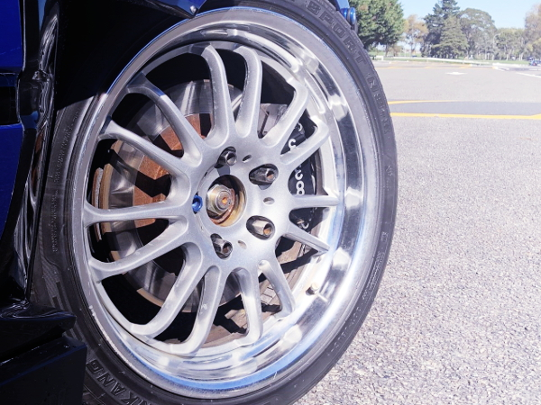 ALUMI WHEEL FOR EG4 CIVIC