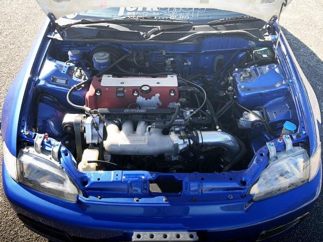 K20A iVTEC ENGINE
