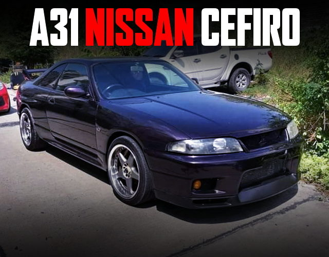 R33 SKYLINE GTR BODY CONVERTED A31 CEFIRO