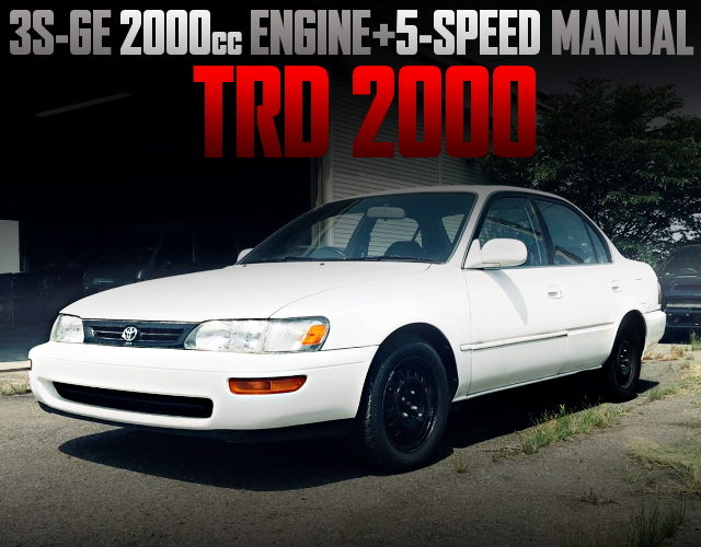 99-CARS LIMITED TRD COMPLETE CAR TRD 2000