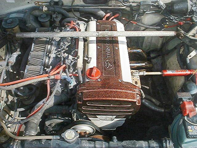 20V 4AGE ENGINE