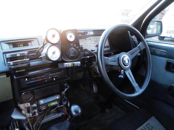 INTERIOR FOR AE86 DASHBOARD