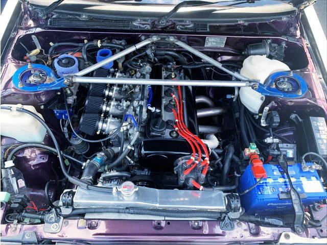 20 VALVE 4AG ENGINE