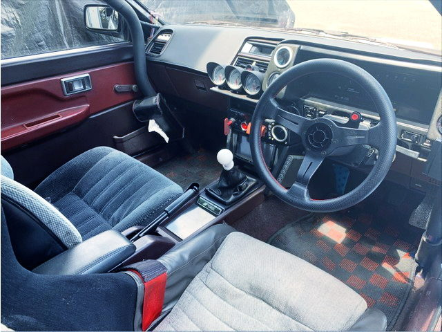 INTERIOR DASHBOARD FOR AE86
