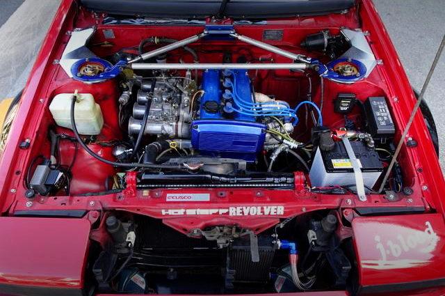 SOLEX CARBURETOR ON 16V 4A-GE ENGINE