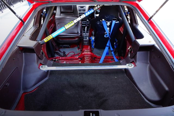 TWO-SEATER FOR AE86 TRUENO