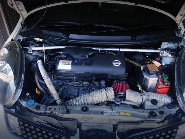 12SR CR12DE 1200cc ENGINE