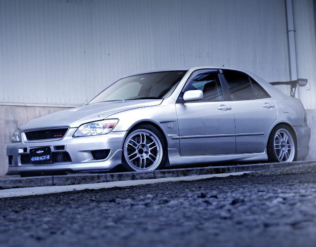 FRONT EXTERIOR 100-CARS LIMITED ALTEZZA 280T