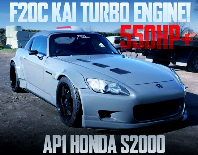 TURBOCHARGED AP1 S2000 WIDEBODY