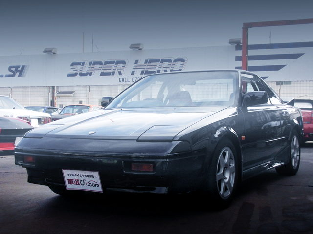 FRONT EXTERIOR AW11 MR2