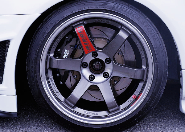 VOLK-RACING TE37SL 18-inch WHEEL
