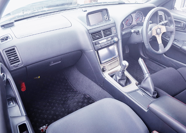 INTERIOR FOR R34 GT-R DASHBOARD