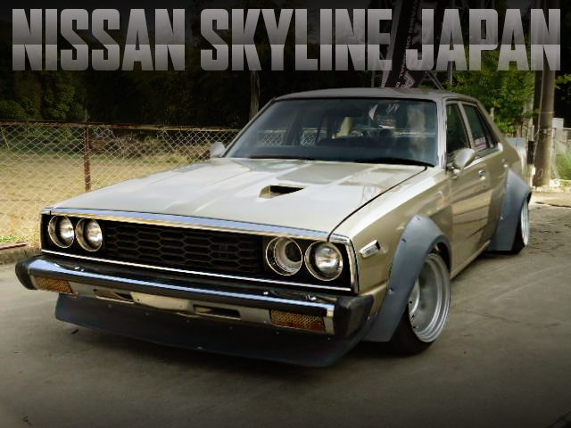 KAIDO RACER C210 SKYLINE JAPAN