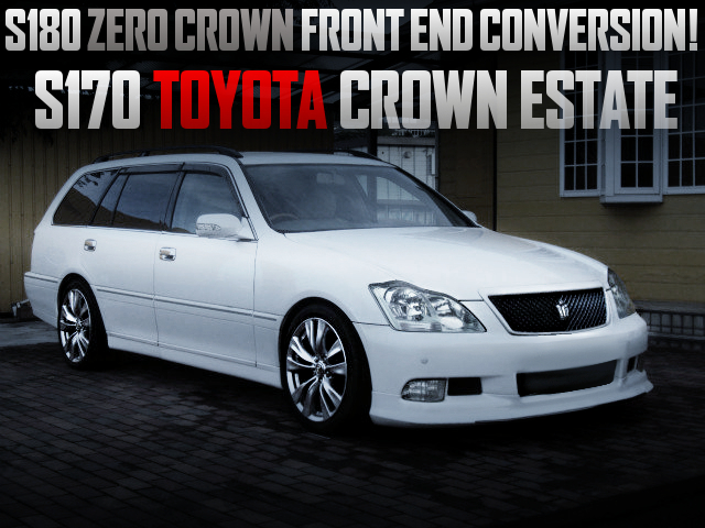 S180 ZERO CROWN FRONT END TO S170 CROWN ESTATE