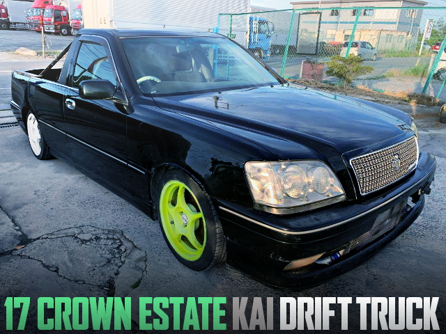 PICKUP TRUCK CUSTOM 17 CROWN ESTATE