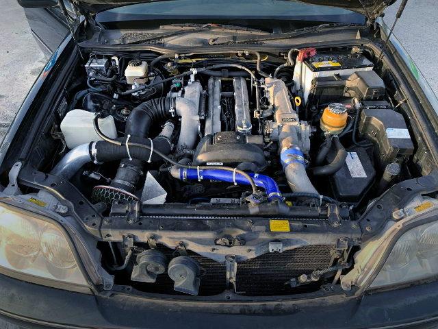 1JZ-GTE VVTi TURBO ENGINE