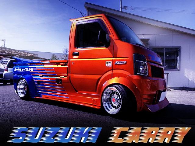 FALKEN COLOR KAIDO RACER DA63T CARRY TRUCK
