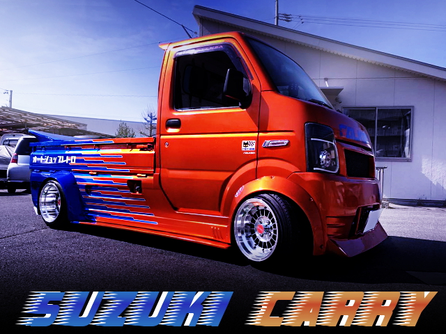 FALKEN COLOR KAIDO RACER DA63T CARRY TRUCK