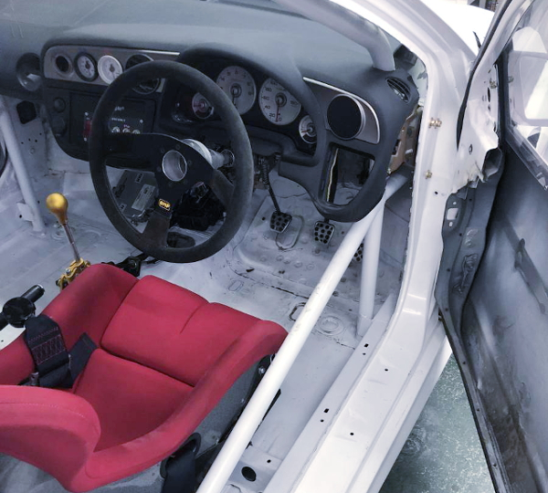 INTERIOR CLUSTER AND OMP STEERING