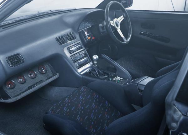 S13 SILVIA CUSTOM DASHBOARD