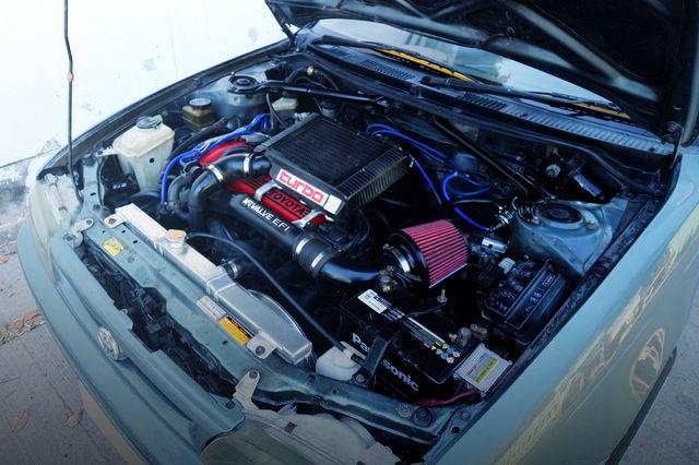 4EFTE 1300cc TURBO ENGINE