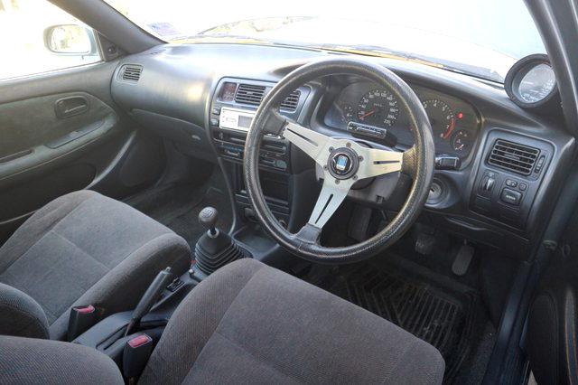 INTERIOR DASHBOARD E100 COROLLA 4-DOOR