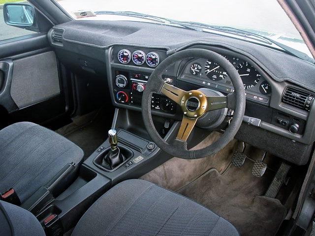 INTERIOR E30 BMW 320i 3-SERIES