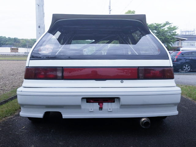 REAR TAIL LIGHT FOR EF9 CIVIC HATCH