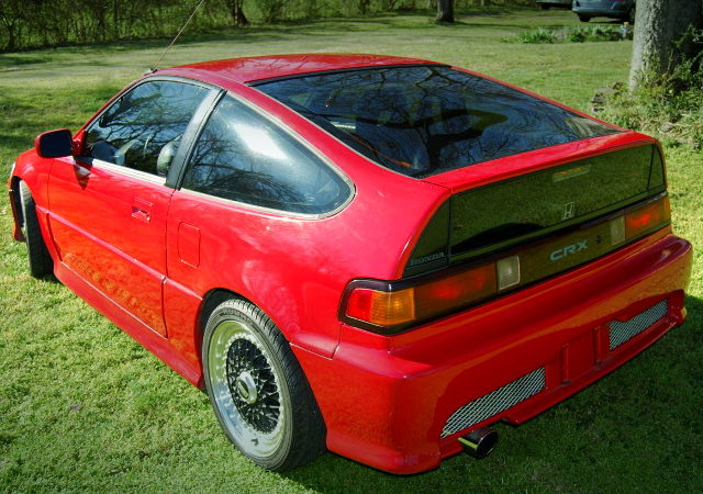 REAR EXTERIOR FOR 2nd gen CRX