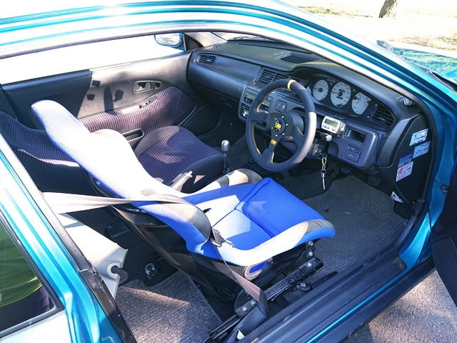 EG6 CIVIC DASHBOARD FOR INTERIOR