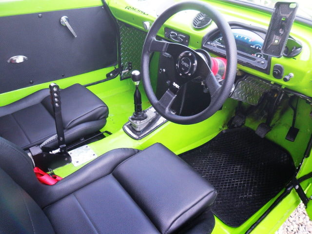 S2000 CLUSTER AND STEERING