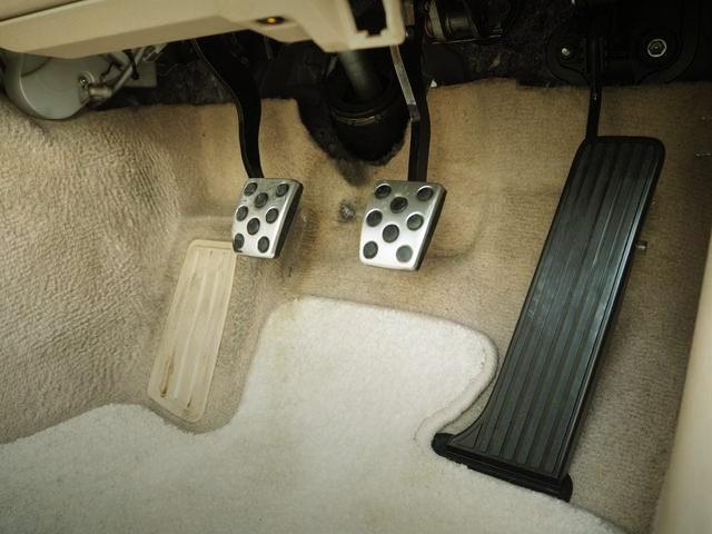 FOOT THREE PEDAL