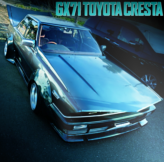 KAIDO RACER MODIFIED GX71 CRESTA