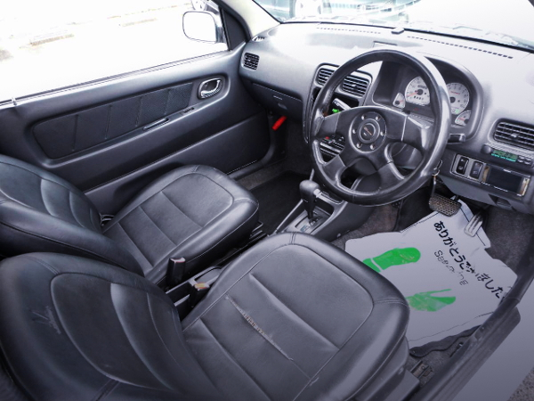 HA21S ALTO WORKS RSZ INTERIOR