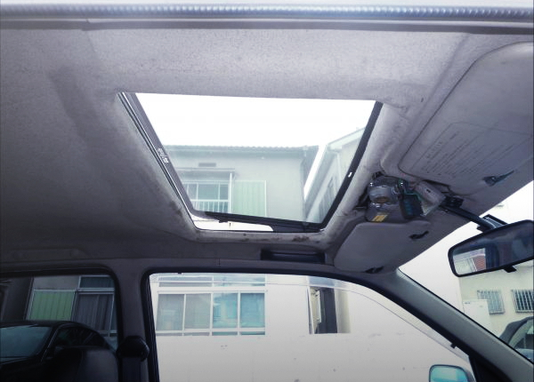 SUN ROOF FOR HA21S ALTOWORKS INTERIOR