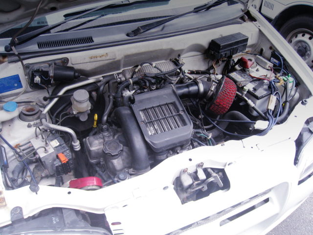 K6A TURBO ENGINE