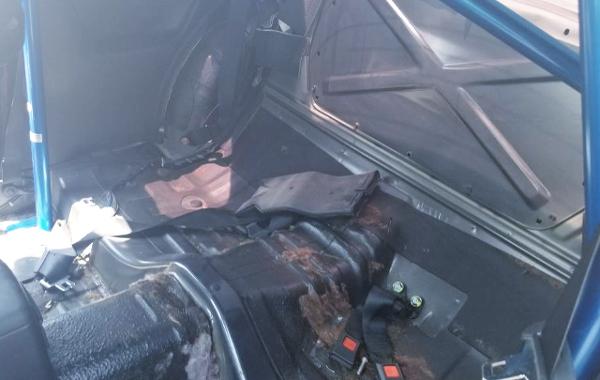 R32 SKYLINE REAR SEAT DELETE