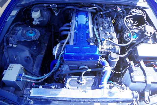 2JZ-GE ENGINE WITH ITBs