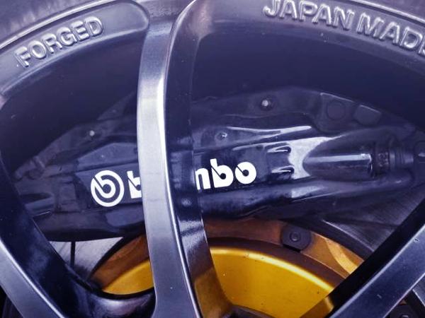 Brembo BRAKE CALIPER BLACK