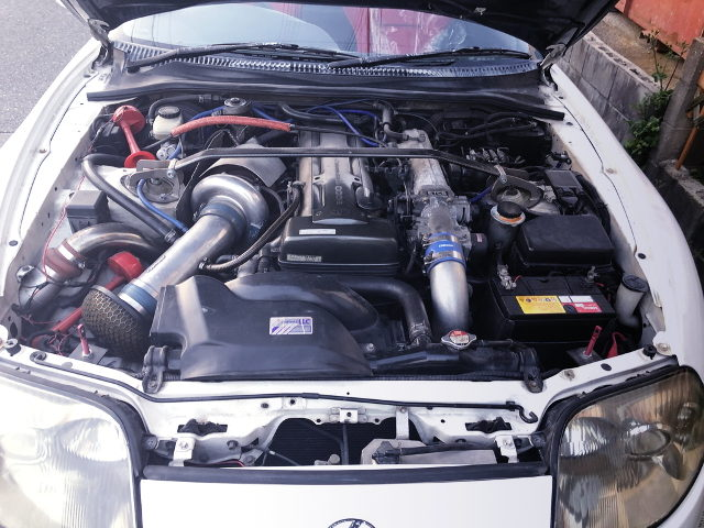 T88-33D TURBOCHARGED 2JZ-GTE FOR NON-VVTi