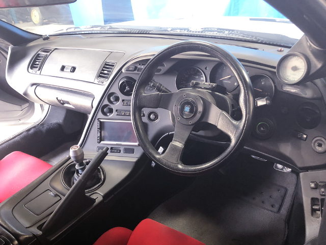 INTERIOR FOR DASHBOARD AND STEERING