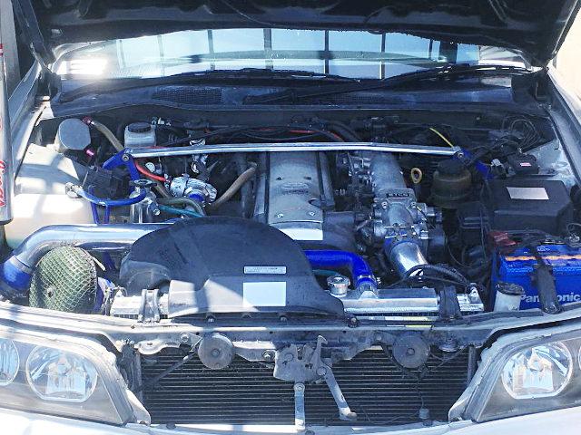 1JZ-GTE TURBO ENGINE FOR VVTi MODEL