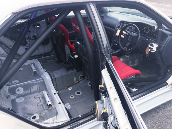 TWO-SEATER CUSTOM FOR JZX100 MARK2 INTERIOR
