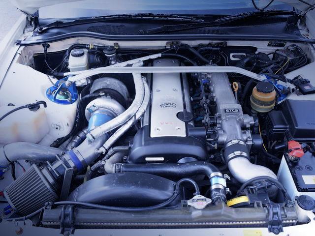 1JZ-GTE VVT-i TURBO ENGINE