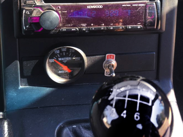 6-SPEED MANUAL SHIFT KNOB