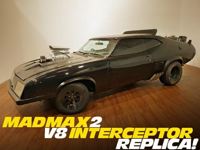 MADMAX2 V8 INTERCEPTOR REPLICA