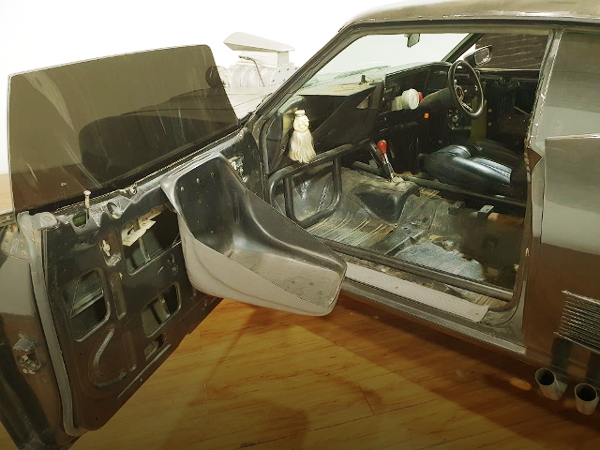 DOOR SEAT FOR MADMAX2 V8 INTERCEPTOR REPLICA