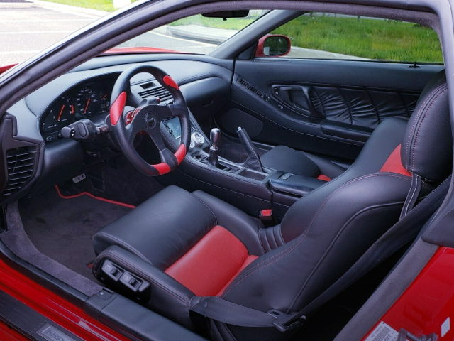 LEFT HAND DRIVE INTERIOR FOR NA1 NSX