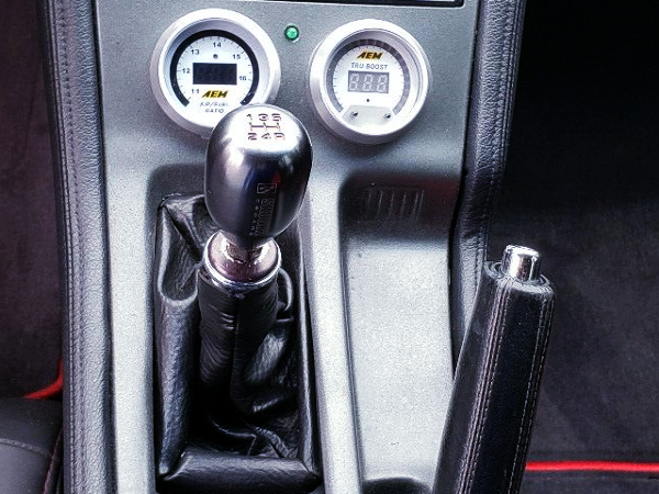 5-SPEED MANUAL SHIFT KNOB FOR NA1 NSX