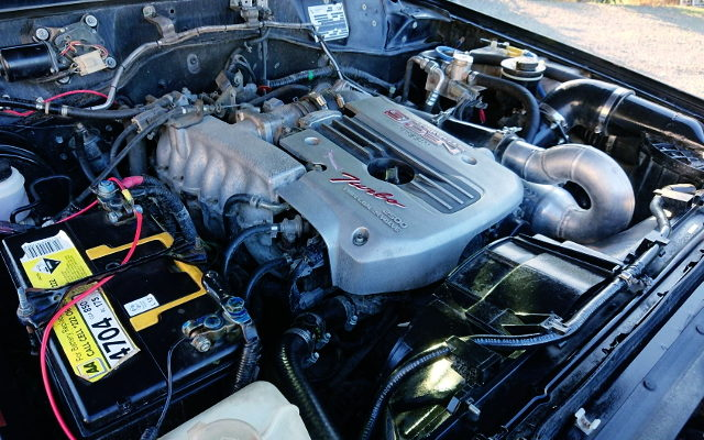 NEO STRAIGHT 6 RB25DET TURBO ENGINE